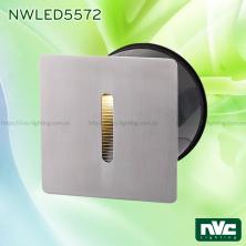 NWLED5571 NWLED5572 4W - Đèn LED dẫn hướng chiếu lối đi ngoài trời, chip Cree IP65 đạt chuẩn CE, góc chiếu sáng hẹp, thân hợp kim nhôm đúc cao cấp, mặt inox 304 chống gỉ, vân tán sáng đều, Ra 80, tuổi thọ 30.000h