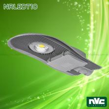 NRLED710 20W 40W 60W, NRLED711 80W, NRLED712 120W - Đèn đường LED chip Epistar cao cấp, hiệu suất chiếu sáng vượt trội, cấp bảo vệ IP66, dải điện áp 110V-240V, góc tỏa 140 độ