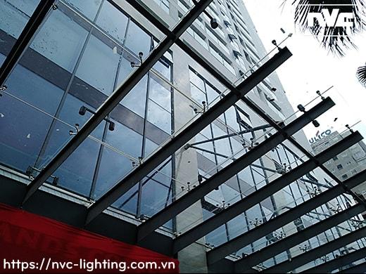 NLEDM3301 8W, NLEDM3302 12W - Đèn LED downlight lắp nổi tròn thân nhôm đúc