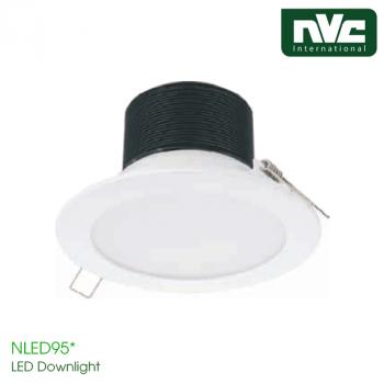 Đèn LED downlight âm trần NLED95*