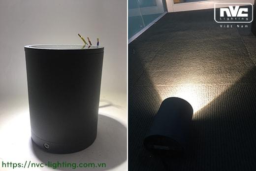 NLEDM3301 8W, NLEDM3302 12W - Đèn LED downlight lắp nổi thân nhôm đúc