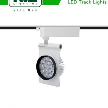 TLED301N - Đèn rọi ray SMD liền khối, thân mỏng bằng nhôm đúc, sơn tĩnh điện, vân tán sáng