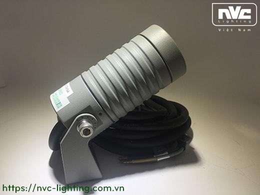 NFLED4011 - Đèn LED cắm cỏ 3.5W chip OSRAM IP65, góc chiếu 30°, CRI > 80, thân nhôm đúc cao cấp phủ sơn tĩnh điện, mắt LED chống chói, mặt kính chịu lực chịu nhiệt 3mm, cao 85mm