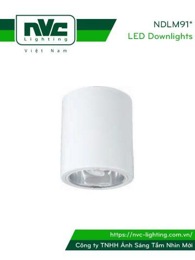 Đèn downlight lon nổi gắn bóng đui E27 NDLM9135 NDLM914 NDLM915 NDLM916