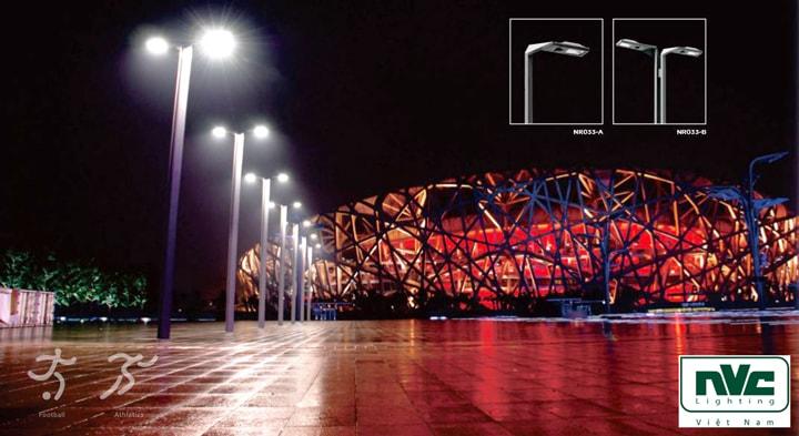 NVC Lighting Thế vận hội Bắc Kinh 2008