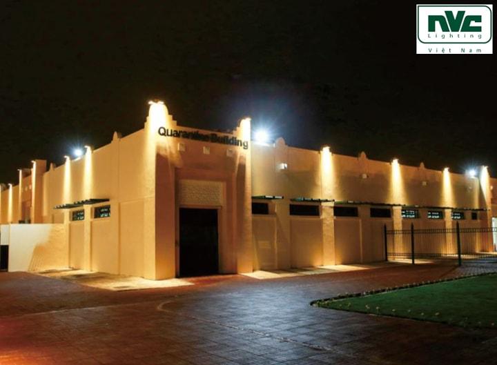 NVC Lighting Trường đua ngựa Qatar