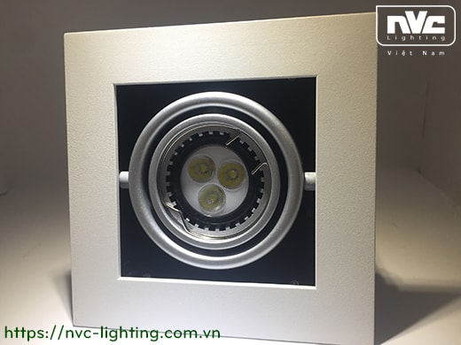 Đèn LED multiple downlight NDL501SB