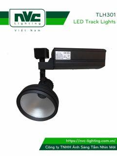 TLH301 - Đèn rọi ray metal công suất 70W, thân nhôm đúc nguyên khối