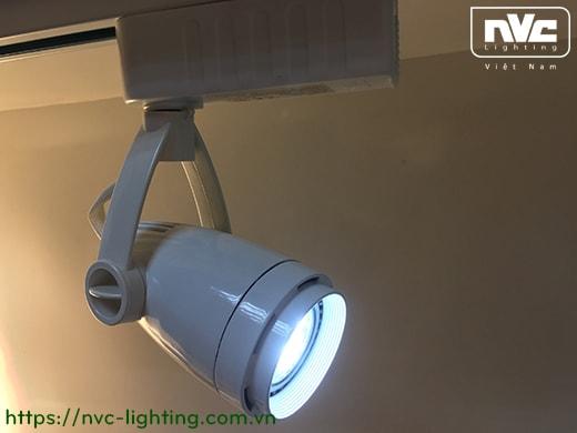 TLN204 - Đèn rọi ray module, tương thích cả bóng MR16 halogen và LED