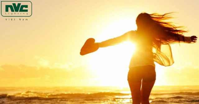 Ánh sáng có tác động rất lớn đến cảm xúc của con người