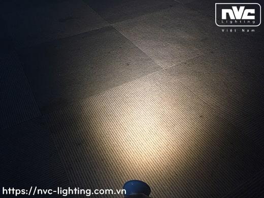 MR16I 3W 4W 5W – Bóng nón LED chân cắm G5.3, điện áp AC 220V hoặc DC 12V, vỏ polycarbonate, tản nhiệt nhôm đúc trong thân bóng