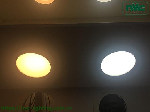 NLED983 6W, NLED9835 8W, NLED984 10W - Đèn LED downlight âm trần mặt phẳng, kính mờ chống chói, thân nhôm đúc cao cấp, tản nhiệt hợp kim nhôm thiết kế dạng cánh quạt, chấn lưu rời
