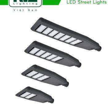 Đèn đường LED NRLED702 NRLED703 NRLED705 NRLED707