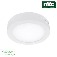 Đèn LED downlight lắp nổi NLEDM201* NLEDM201*R