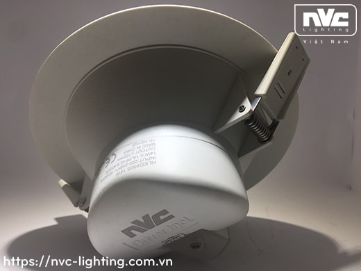 Đèn LED downlight NLED9503 NLED9504 NLED9505 NLED9506 NLED9508 NVC Lighting