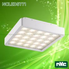 NCLED5771 18W, NCLED5772 19W - Đèn LED ốp trần nổi chống côn trùng, IP54, nhôm đúc nguyên khối, mặt tổ ong, chip Cree