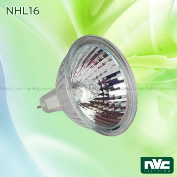 Bóng nón Halogen NHL16