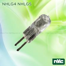 Bóng tim halogen chân ghim NHLG4 NHLG5