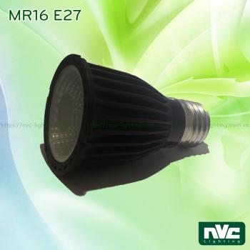 Bóng đèn LED chip Nichia MR16 E27 7W