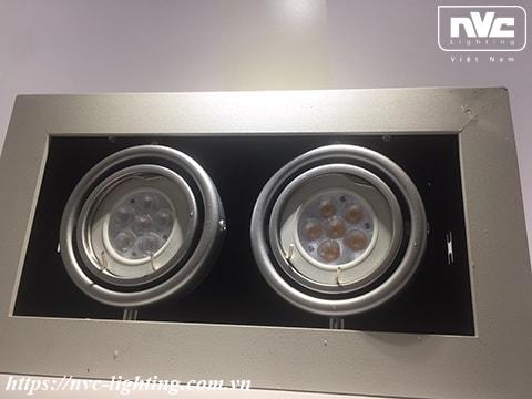 Đèn LED multiple downlight NDL502SB - Vẻ đẹp của sự đơn giản