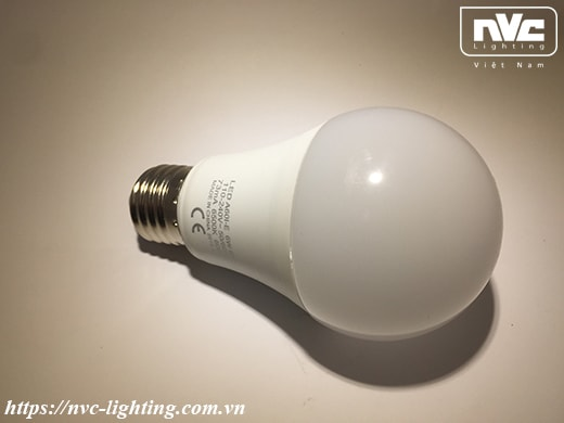 Bóng đèn LED bulb 180° A60I-E A70I-E NVC Lighting