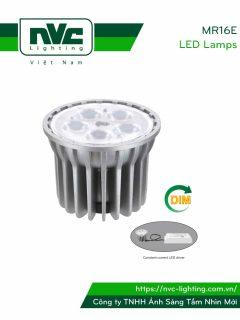 Bóng đèn LED MR16E