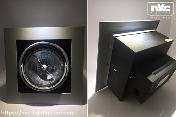 Đèn LED multiple downlight NDL501BJ NVC Lighting