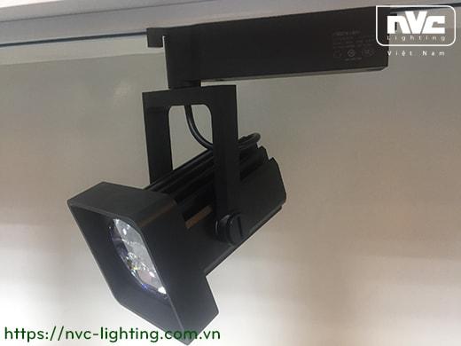NTRLED338 35W & 50W, CRI 90 - Đèn rọi ray LED SMD liền khối, module thay thế mặt tán quang - CHUYÊN CỬA HÀNG THỜI TRANG NAM