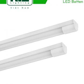 NLED480E - Bộ đèn tuýp LED T8, góc chiếu 140°, nguồn đấu 1 đầu