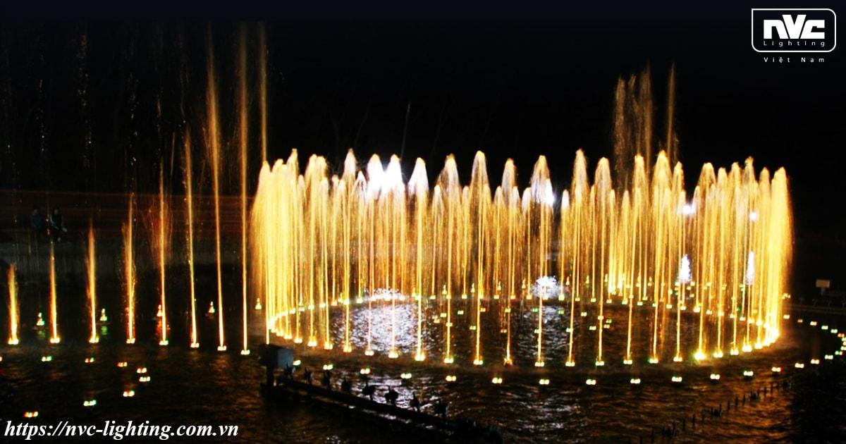 Đèn LED âm nước NVC – Đèn LED dưới nước NVC Chính hãng
