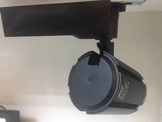TLED332* 20W & 30W, CRI 90 - Đèn rọi LED COB nguyên khối 3 trong 1 (lắp thanh ray, đế gắn tường, lắp âm trần), thân nhôm đúc sơn tĩnh điện