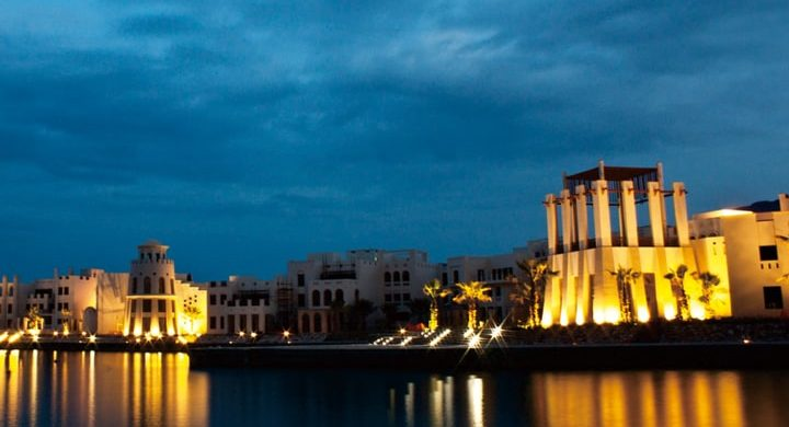 Tổ hợp khách sạn đẳng cấp quốc tế Jebel Sifah - Oman