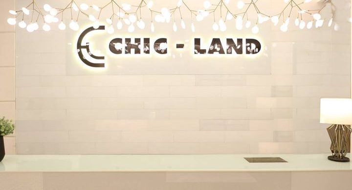 Hệ thống shop thời trang cao cấp CHIC-LAND