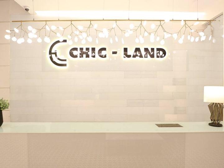 Hệ thống shop thời trang Chic-Land
