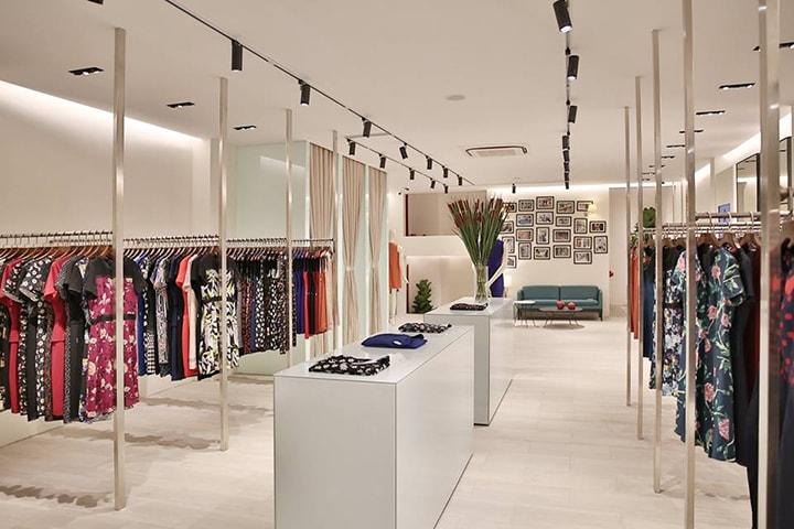 NVC Lighting - Hệ thống shop thời trang Chic-Land