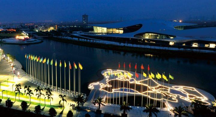 Á Vận Hội Quảng Châu 2010 - NVC Lighting Dự án