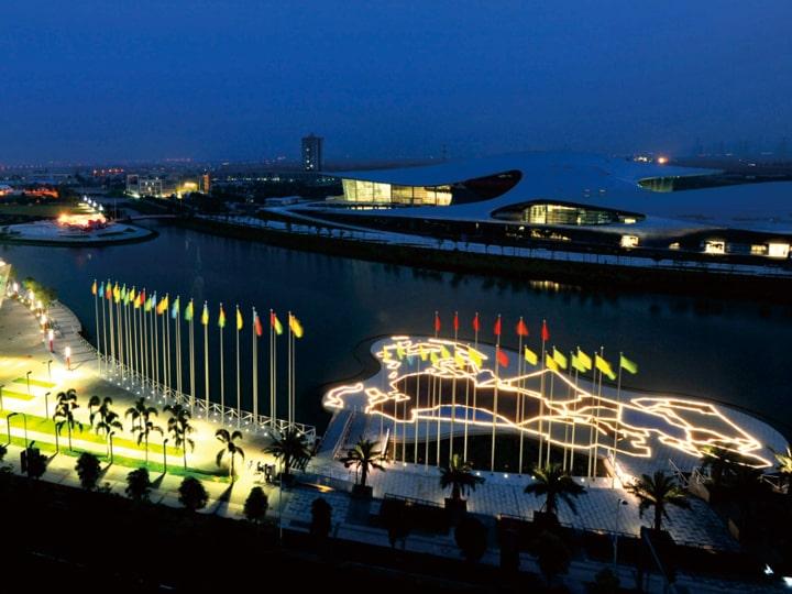 Á vận hội Quảng Châu 2010