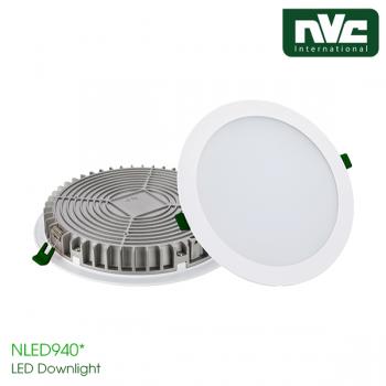 Đèn LED downlight âm trần mỏng NLED940*