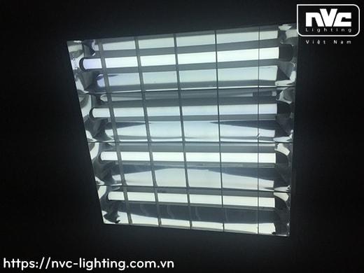 T8E-II – Bóng đèn tuýp LED ống thẳng T8 thủy tinh tổng hợp pha nhựa chống dập vỡ, chóa nano phản quang, chip SMD 2835, góc chiếu 180°, tuổi thọ 25.000h, công suất 9W 18W, Ra 70, PF 0.5