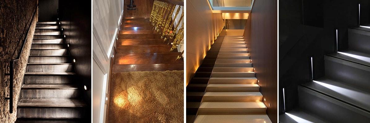 New Vision phân phối đèn chân cầu thang cao cấp, đèn âm bậc cầu thang đẹp mắt giá cả cạnh tranh