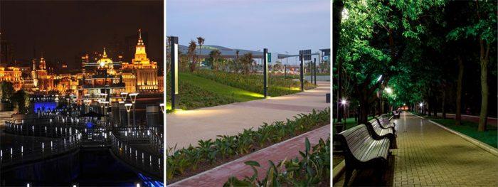 Đèn sân vườn NVC Lighting ấn tượng về thiết kế, cao cấp về chất lượng