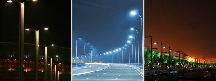 Đèn đường LED NVC – Giải pháp chiếu sáng đường phố hàng đầu