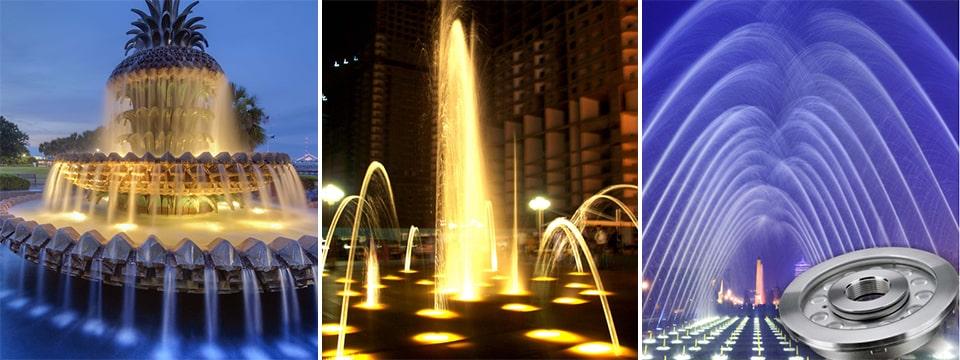 Đèn âm nước NVC Lighting IP68 độ bền cao, tư vấn lắp đặt an toàn