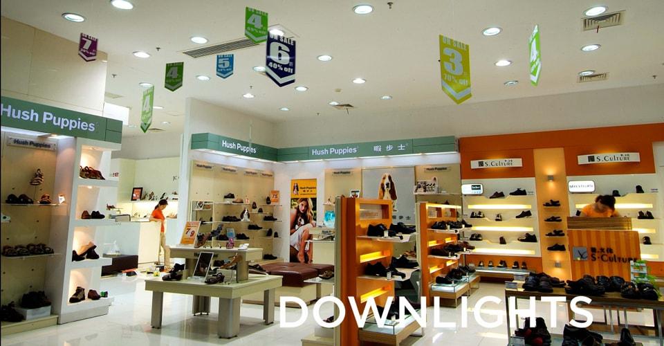 Đèn LED downlight âm trần - NVC Lighting Thương hiệu Hàng đầu