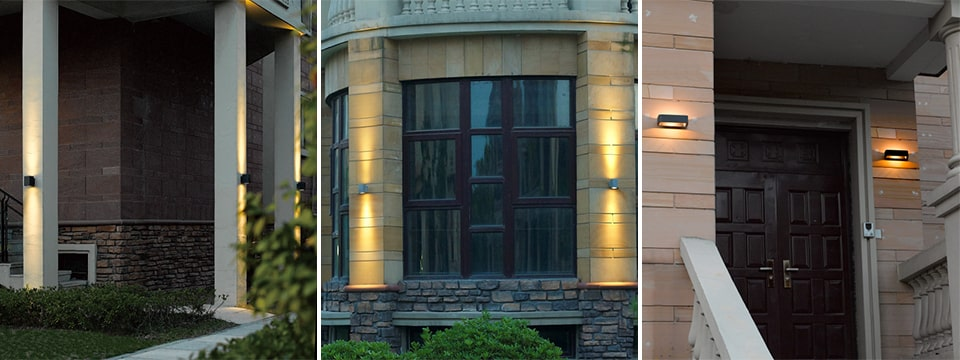 Đèn gắn tường NVC Lighting dáng độc đáo, chiếu tinh tế, chất lượng cao