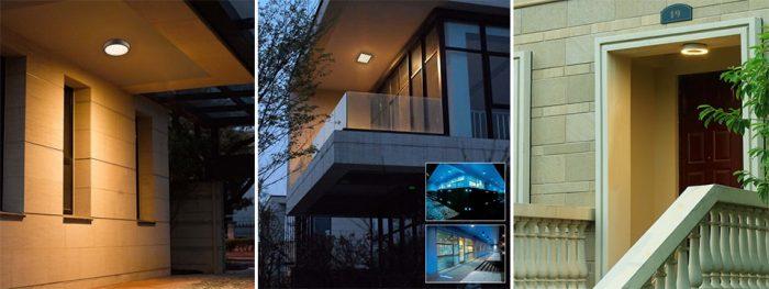 Đèn LED ốp trần NVC Lighting - Sự lựa chọn chiếu sáng thông minh