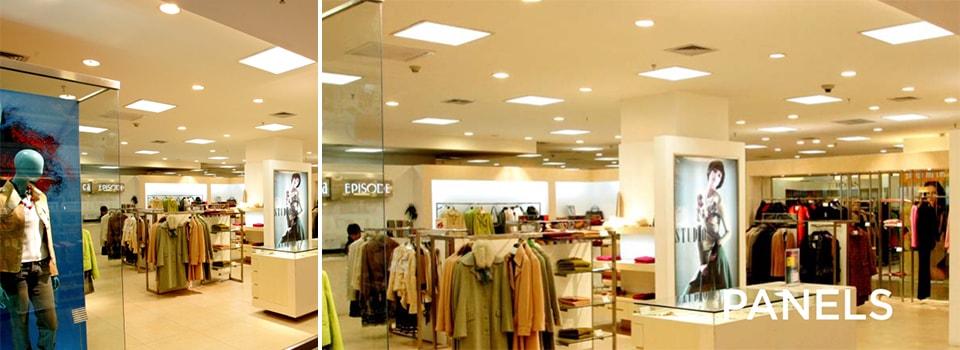 Đèn LED panel NVC - Sản phẩm chiếu sáng văn phòng hiện đại