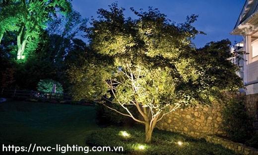 DL031 3W, DL032 6W, DL033 9W – Đèn LED âm đất thân inox 316 cao cấp, tản nhiệt nhôm, IP67, điện áp 100V-240V hoặc 12V/24V, góc chiếu 15/24/38/60 độ