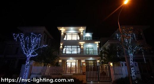 NWA250 1W, NWA251 2x1W – Đèn LED gắn tường ngoài trời thân vuông, chất lượng ánh sáng Ra > 90, độ sáng 70lm & 140lm, IP65