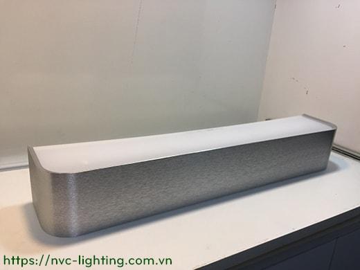 NWA151 20W - Đèn gương cao cấp dài 60cm, chip Cree quang thông 2000lm, chống chói tuyệt đối